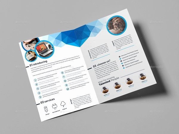 Bi Fold Pamphlet Template Elegant 32 Beautiful Examples Of Bi Fold Brochures to Inspire You