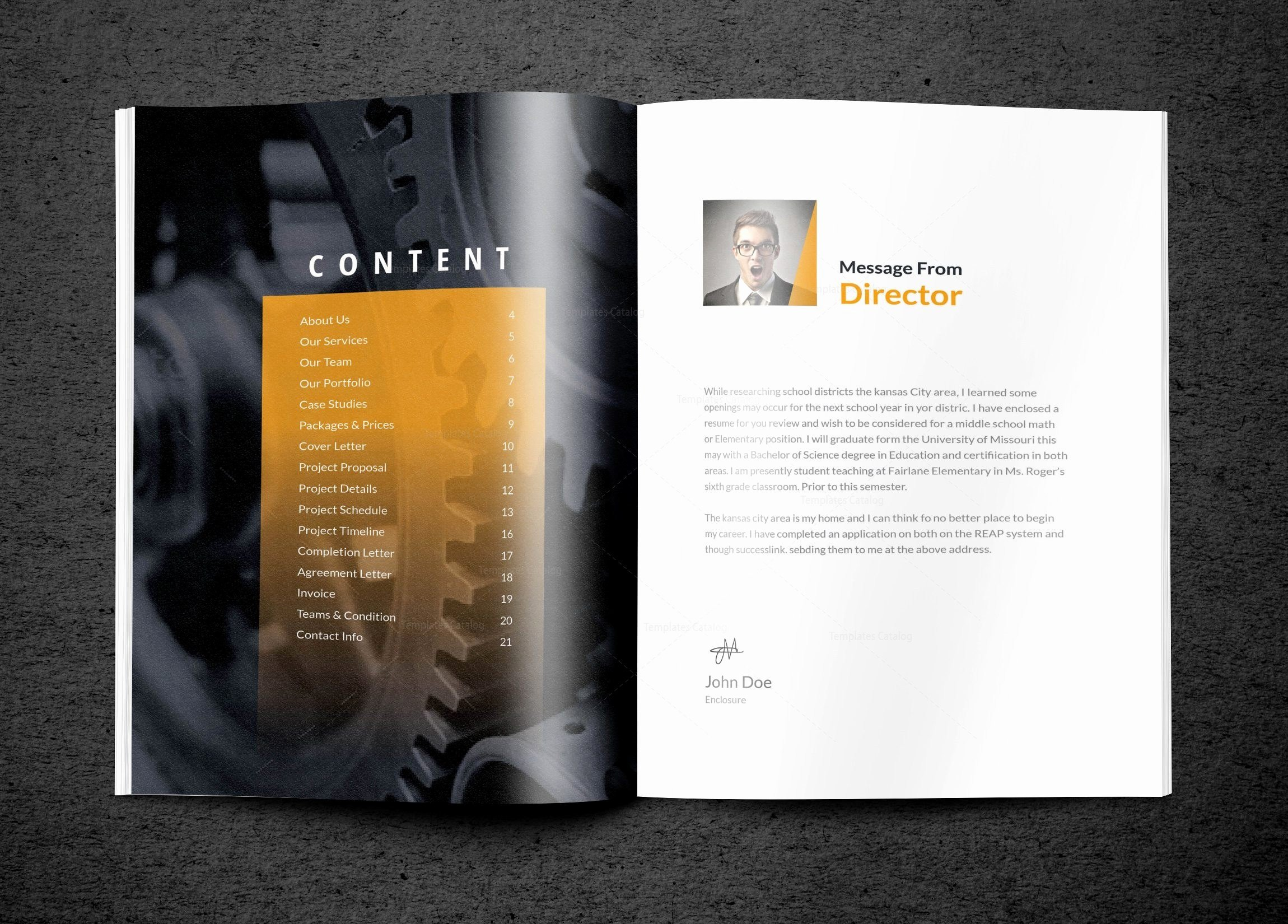 Bi Fold Pamphlet Template Unique Master Premium Business Bi Fold Brochure Template