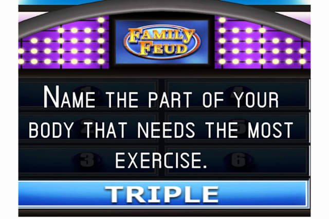 Bible Family Feud Questions Inspirational Can You Get the Number E Answer for these Family Feud