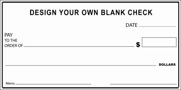 Big Fake Check Template Elegant Check Examples