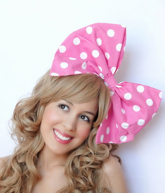 Big Minnie Mouse Bow Beautiful Big Bow Minnie Mouse Bow Big Hair Bow From Juicy Bows