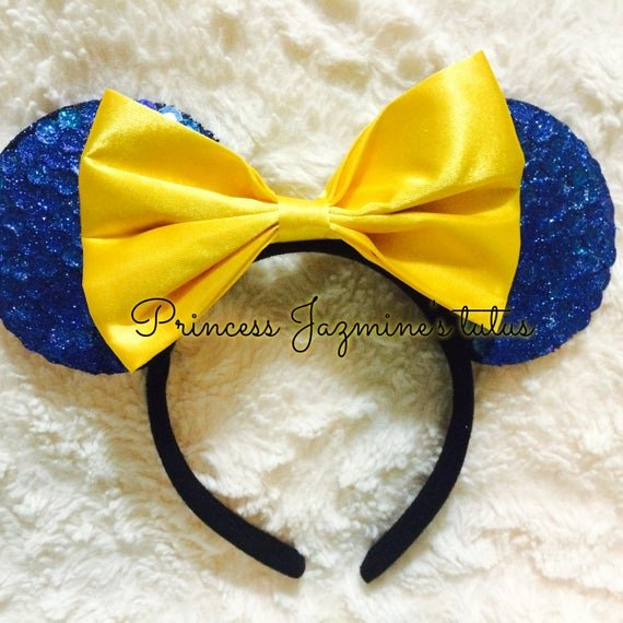 Big Minnie Mouse Bow Beautiful Glitter Big Bow Minnie Mouse Ears Minnie by