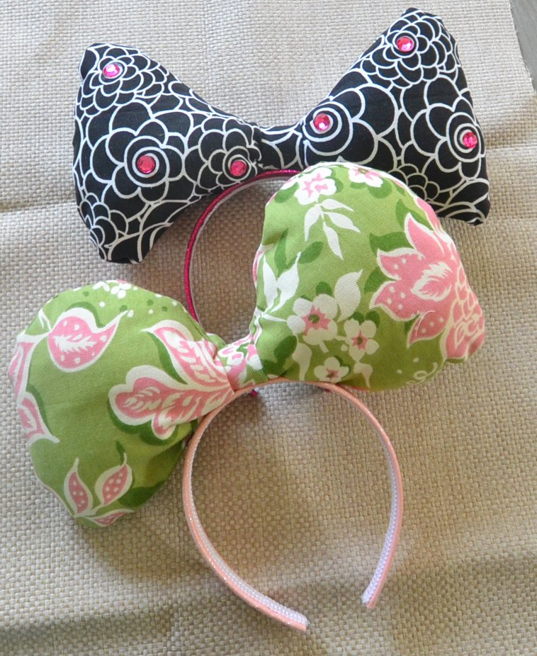 Big Minnie Mouse Bow Lovely I Like Big Bows…minnie Mouse Bow Tutorial