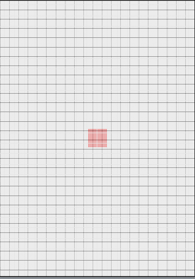 Big Square Graph Paper Beautiful Overlays How Can I Make A Perfect Page Grid that Fits My
