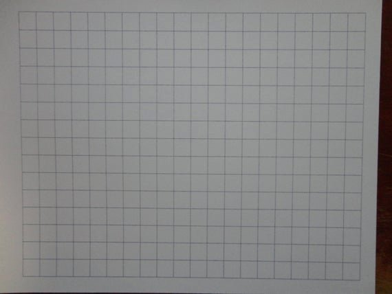 Big Square Graph Paper Fresh Square Grid Graph Paper From thegiddygrid On Etsy Studio