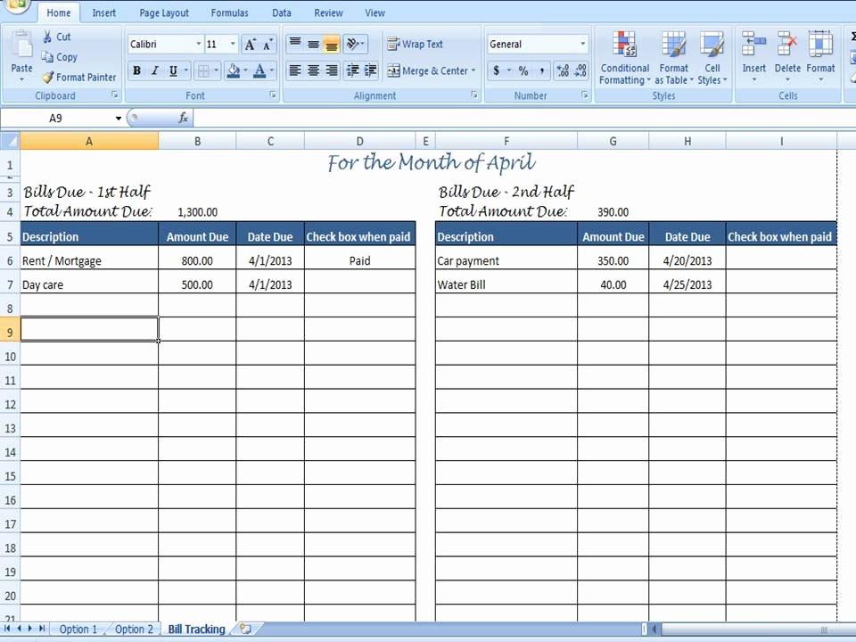 Bill Pay Spreadsheet Template Inspirational Monthly Bill organizer Bill Tracker by Timesavingtemplates
