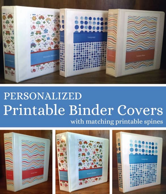 Binder Cover Templates Word Beautiful 38 Free Binder Cover Templates Word Pdf Publisher