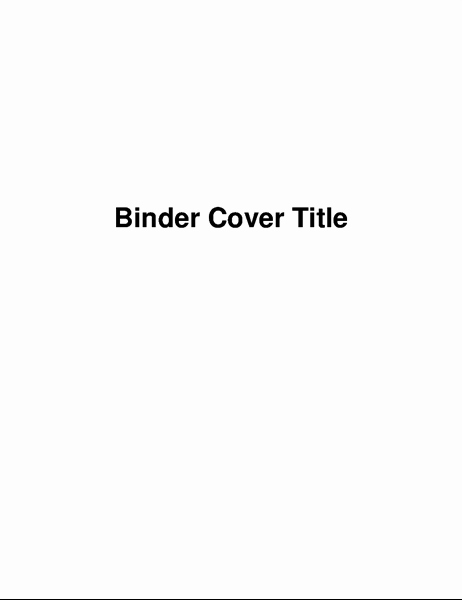 Binder Cover Templates Word Best Of Emergency Contact List Fice Templates