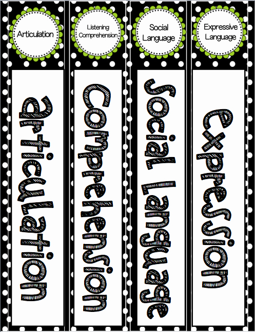 Binder Label Template Free Unique How to Create Your Own Speech Binders by Popular Demand