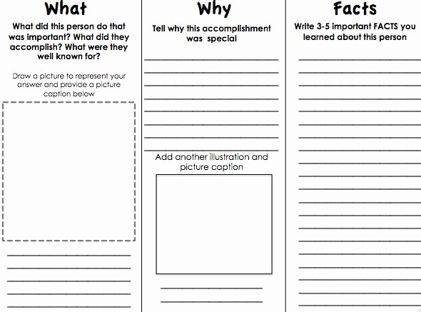 Biography Template for Students Lovely 204 Best Images About Biography Project On Pinterest