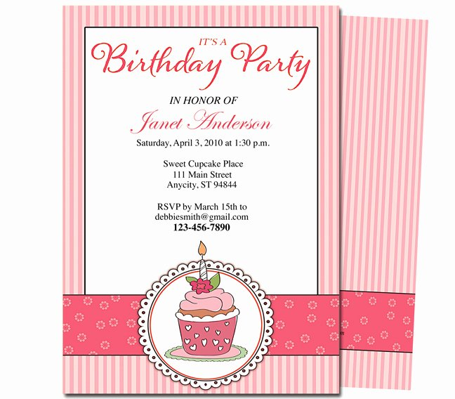 Birthday Party Programme Sample Luxury 7 Best Of Free Printable Birthday Program Templates
