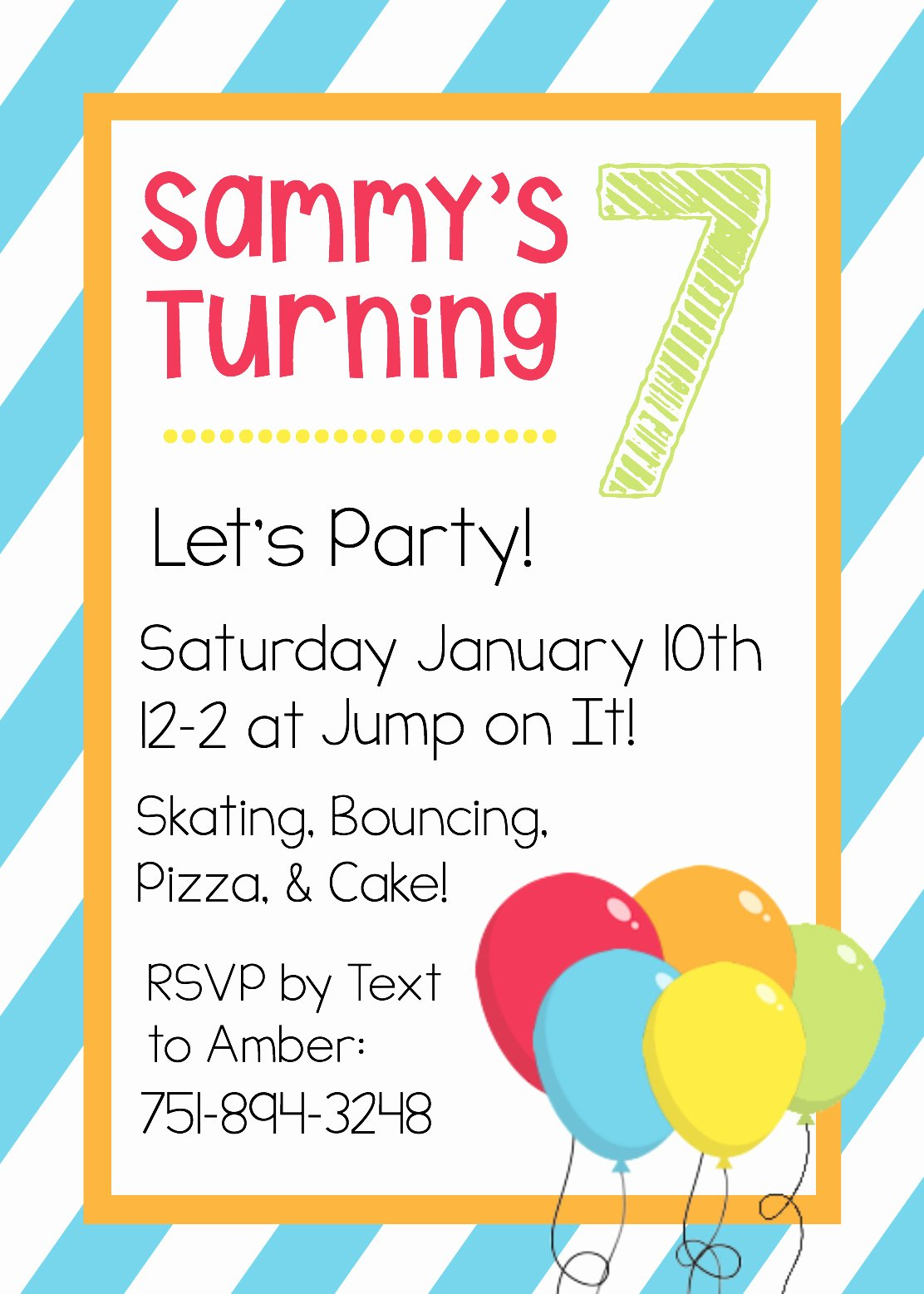 Birthday Party Template Word Best Of Free Printable Birthday Invitation Templates