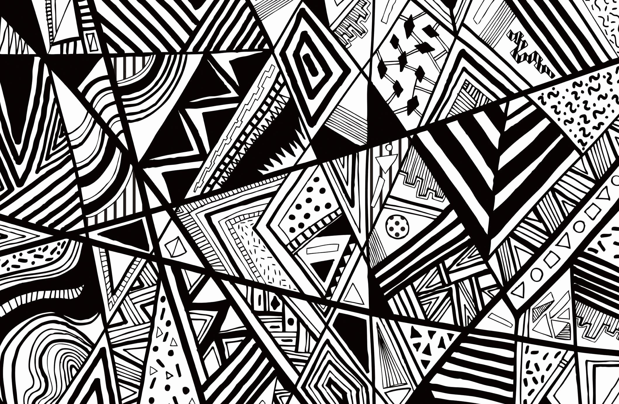 Black and White Abstract Pictures New Black and White Backgrounds Wallpaper Cave