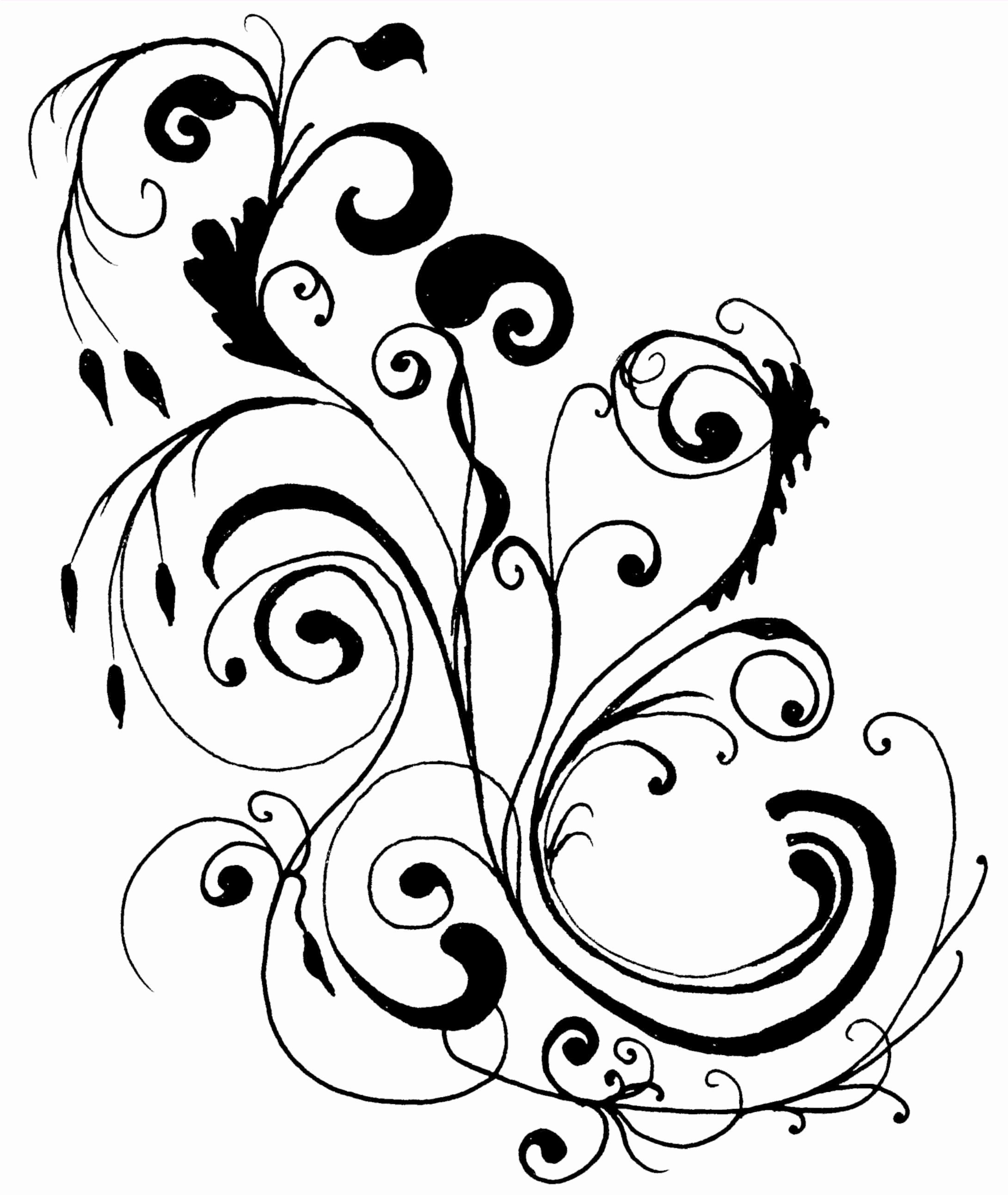 Black and White Designs Art Awesome 40 Stunning Free Clip Art Borders