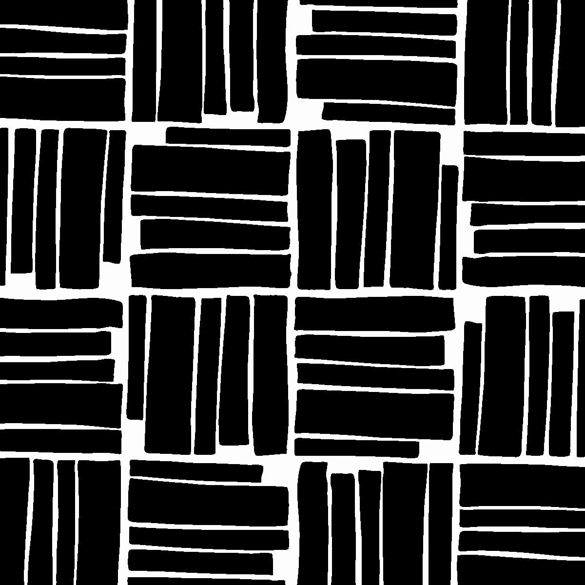 Black and White Designs Art New This is A Mirror Pattern with Black and White Colours