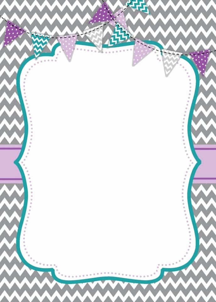 Blank Baby Shower Template New 2681 Best Images About Imagenes On Pinterest
