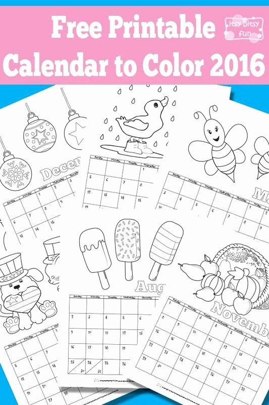 Blank Calendar for Kids Best Of Best 10 Calendar for Kids Ideas On Pinterest