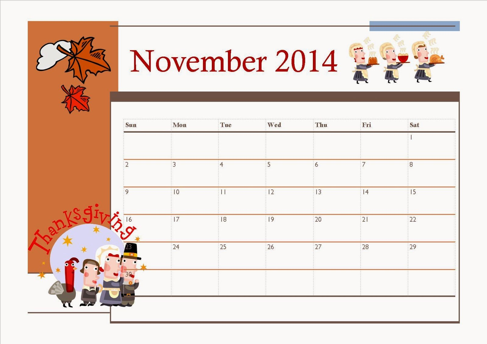 Blank Calendar for Kids Unique Free Printable October 2014 Calendar for Kids Halloween