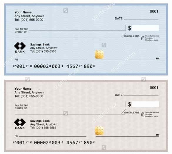 Blank Check Template Word Lovely Blank Check Template Free