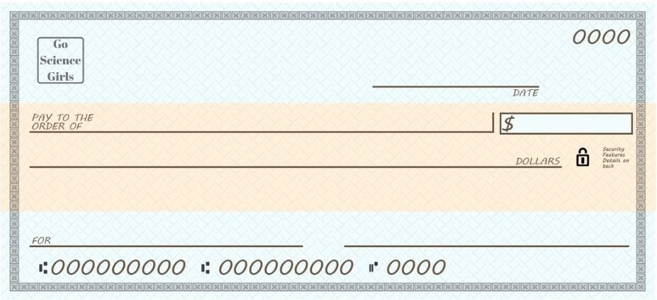 Blank Checks for Kids Awesome Free Blank Check Templates for Kids Activities for Kids