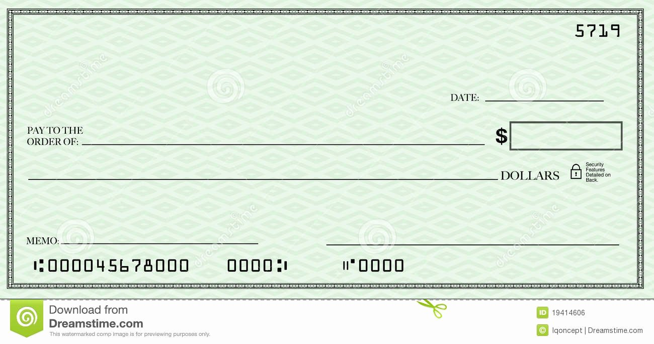 Blank Checks for Kids Beautiful Free Clipart Cheques Clipground
