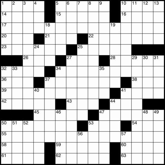 Blank Crossword Puzzle Maker Beautiful Universal Crossword Puzzle Games & Puzzles