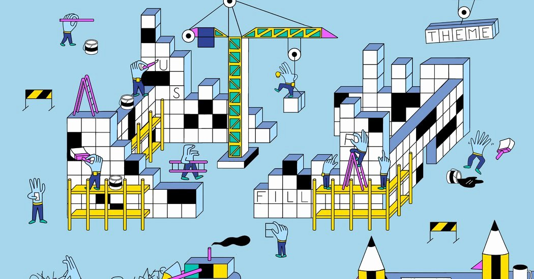 Blank Crossword Puzzle Maker Lovely How to Make A Crossword Puzzle the New York Times