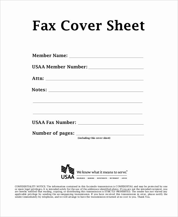 Blank Fax Cover Page Best Of Fax Cover Sheet Template 15 Free Word Pdf Documents