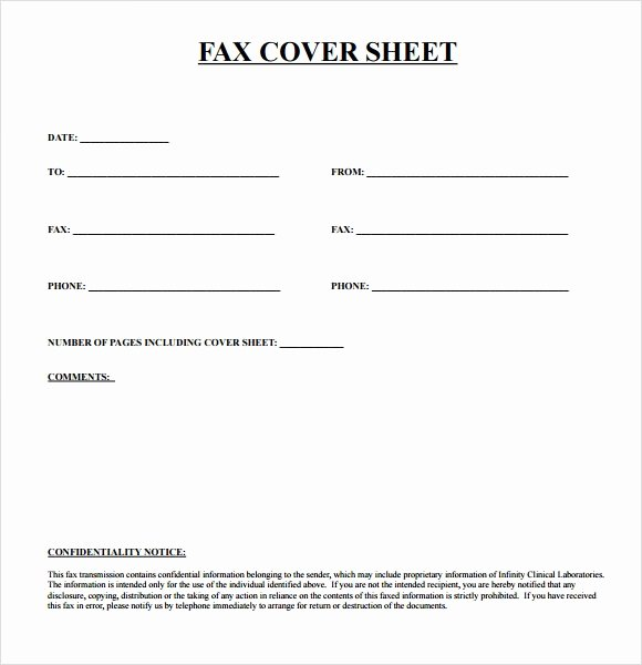 Blank Fax Cover Page Fresh Sample Urgent Fax Cover Sheet 7 Documents In Pdf
