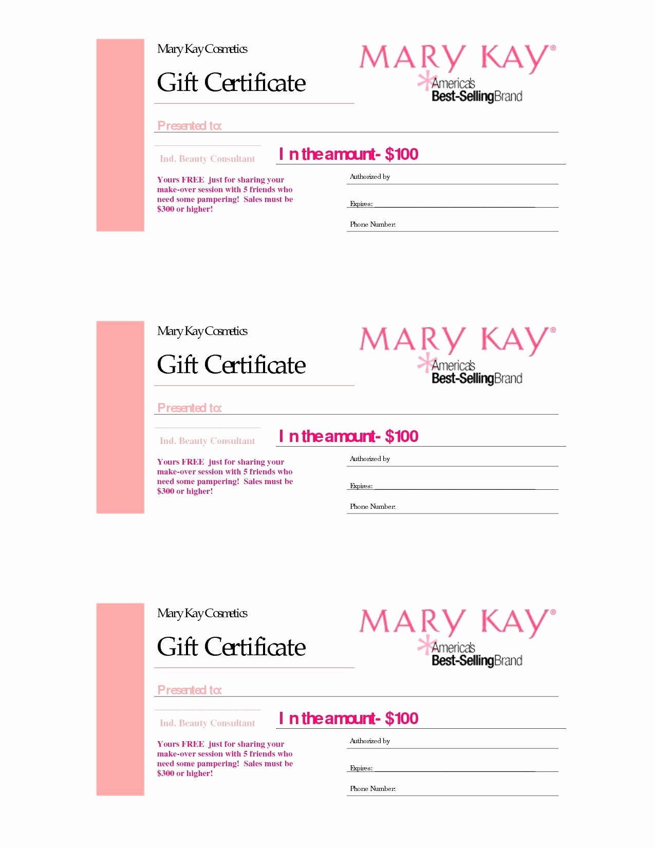 Blank Gift Certificate Template Free Awesome Printable Massage Gift Certificate Template