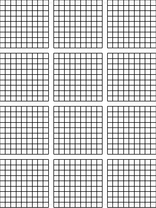 Blank Graph Paper Template Beautiful Graph Paper Make Your Own Graph Paper
