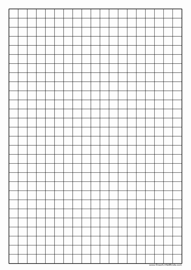 Blank Graph Paper Template Best Of Graph Paper Printable