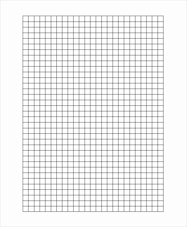 Blank Graph Paper Template Best Of Sample Graph Paper 25 Documents In Pdf Word Excel Psd