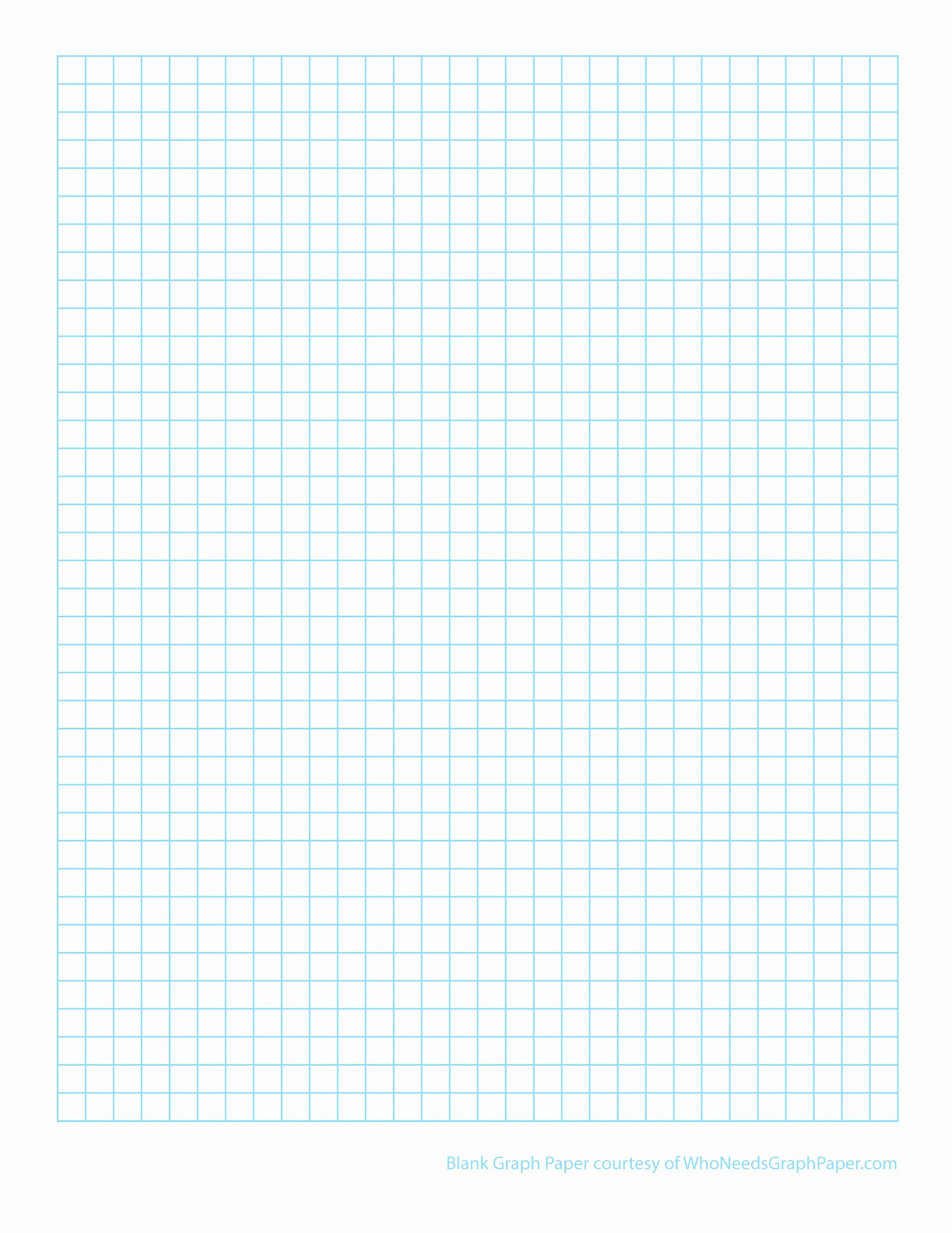 Blank Graph Paper Template Elegant 29 Of Blank Grid Template