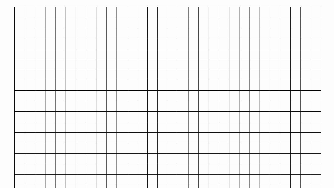 Blank Graph Paper Template New 29 Of Blank Grid Template