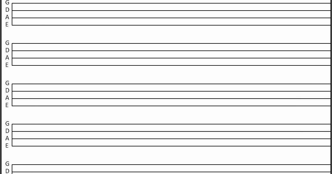 Blank Guitar Tab Fresh [mattwins] More Blank Tab Sheets