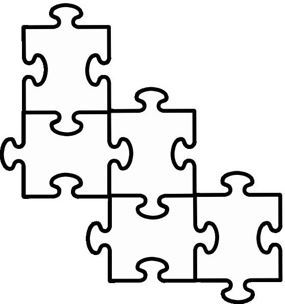 Blank Jigsaw Puzzle Template Inspirational Free Puzzle Pieces Template Download Free Clip Art Free