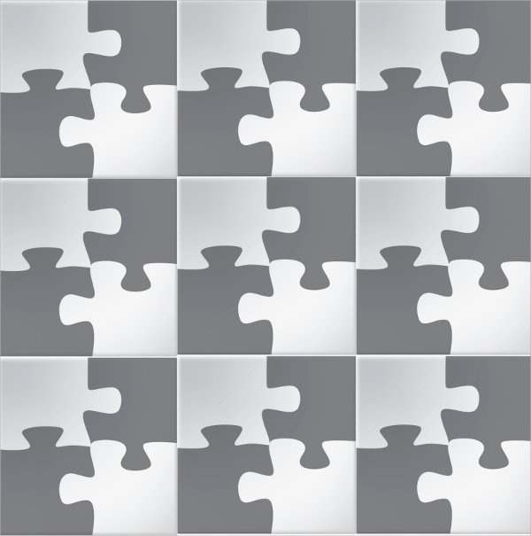 Blank Jigsaw Puzzle Template Luxury 11 Blank Puzzle Templates Psd Vector Eps