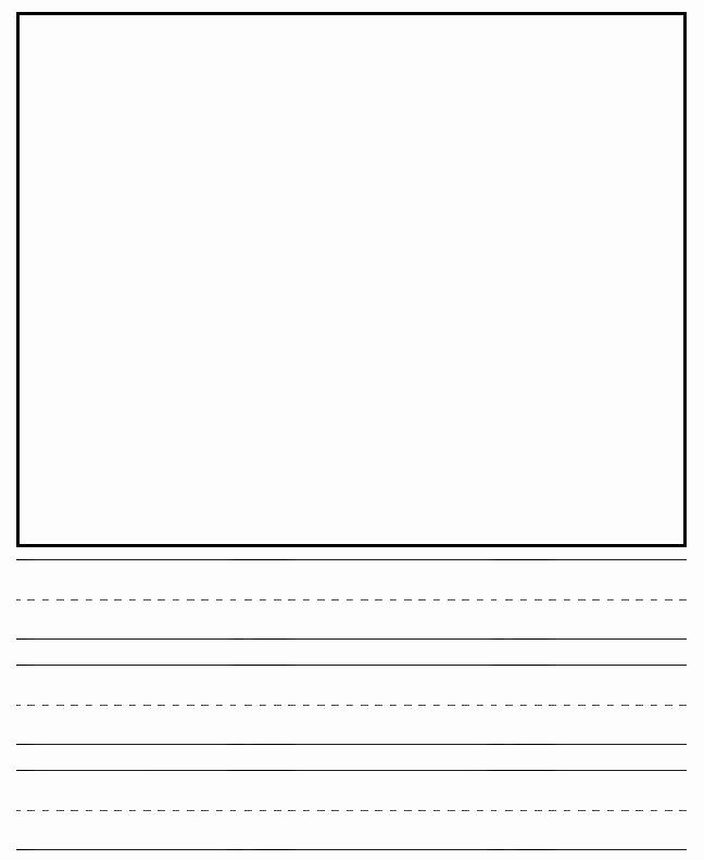 Blank Lined Paper for Kindergarten Best Of 16 Best Of Sentence Prehension Worksheets
