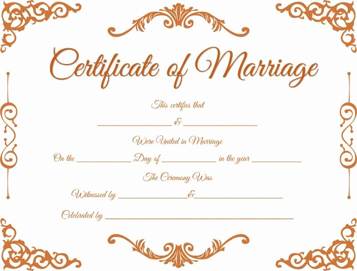 Blank Marriage Certificates Printable Inspirational 20 Best Printable Marriage Certificates Images On