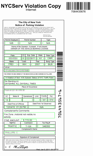 Blank Parking Ticket Template New Nytda Finds An Ocr solution to Manage Its Clients Parking