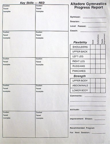 Blank Report Card Template Inspirational Report Cards