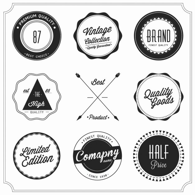 Blank Vintage Logo Template Lovely 27 Of Blank Vintage Logo Template