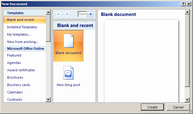 Blank Word Document Free Awesome How to Make A Template In Word