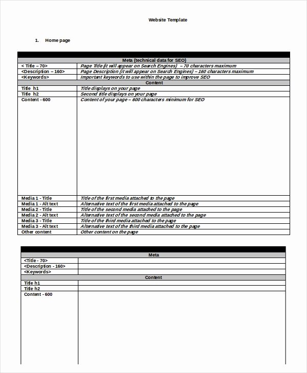 Blank Word Document Free Best Of Blank Template – 10 Free Word Pdf Documents Download