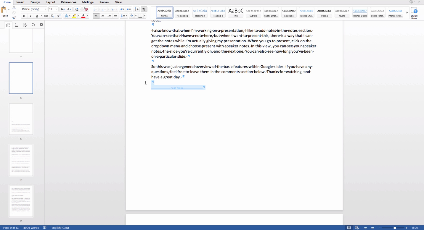 Blank Word Document Free Lovely How to Delete A Blank Page In A Word Document