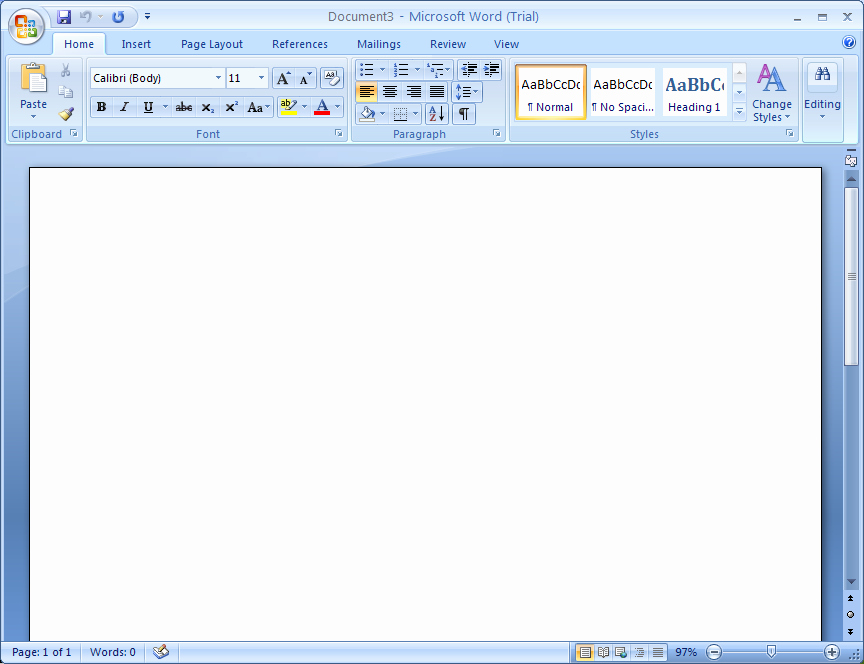 Blank Word Document Free Unique Creating A Blank Document Document Create Editing