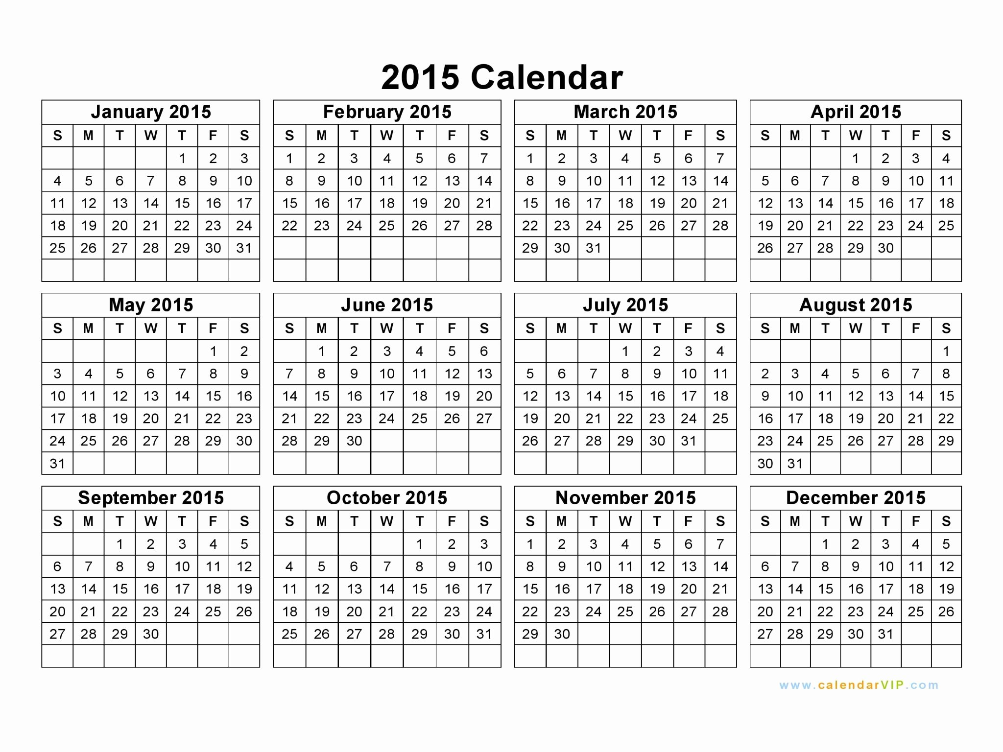 Blank Word Search Printable Best Of 2015 Calendar Printable Full Page