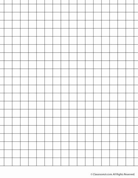 Blank Word Search Printable Elegant Printable Graph Paper and Grid Paper