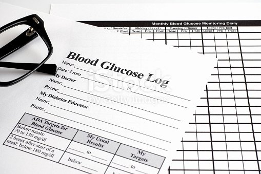 Blood Sugar Monitoring Log New Blood Glucose Log and Monthly Blood Glucose Monitoring